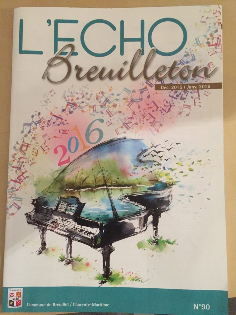 L'echo Breuilleton